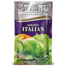 Fat Free Italian Gold Peach Dressing