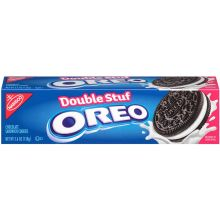 Oreo Double Stuff Chocolate Sandwich Cookie