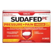 Pe Pressure Pain Mucus Non Drowsy Caplets