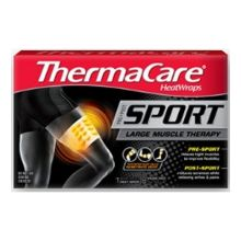 Pre Plus Post Sport Large Muscle Therapy Heat Wraps
