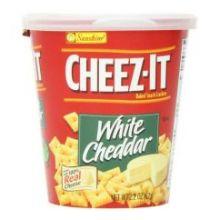White Cheddar Baked Snack Cracker