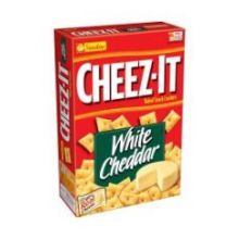 White Cheddar Cracker