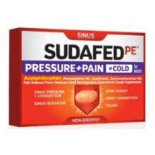 Pe Pressure Pain Cold Non Drowsy Caplets