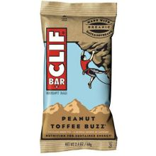 Peanut Toffee Buzz Snack Bar