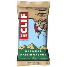 Oatmeal Raisin Walnut Energy Snack Bar