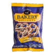 Bakery Delights Caramel Swirl Pretzel 5 Ounce