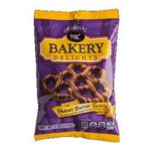 Bakery Delights Peanut Butter Swirl Pretzel