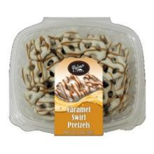 Caramel Swirl Pretzels