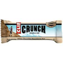 Crunch White Chocolate Macadamia Snack Bar