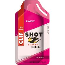 Razz Raspberry Shot Energy Gel