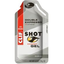 Double Espresso Shot Energy Gel