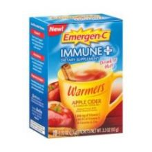 Immune Plus Apple Cider Warmers Dietary Supplement