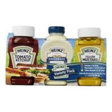Condiment Picnic Pack with Mayonnaise