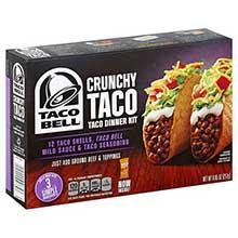 Crunchy Taco Dinner Kit