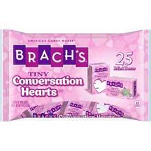 Tiny Conversation Heart Mini Box Candy