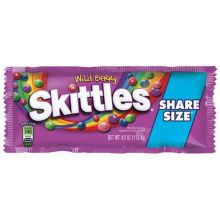 Wild Berry Share Size Candy