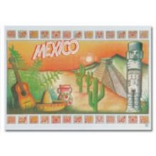 Mexico Stock Printed Placemat