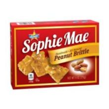 Sophie Mae Peanut Brittle Candy