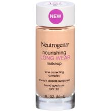 Nourishing Natural Ivory SPF 20 Long Wear Makeup