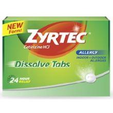 Allergy Citrus Dissolve Tab