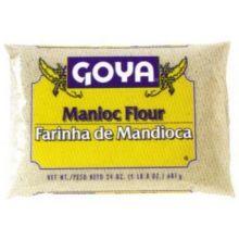 Foods Manioc Flour