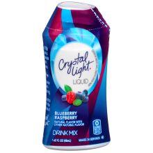 Blueberry Raspberry Liquid Drink Mix