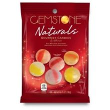 Natural Exotic Fruit Flavors Candy