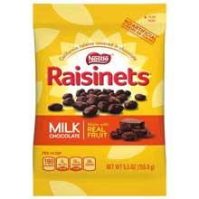 Raisinets Chocolate Candy