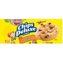 Chips Deluxe Peanut Butter Cups Cookies