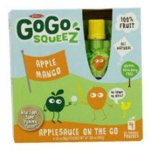 Apple Mango On The Go Applesauce