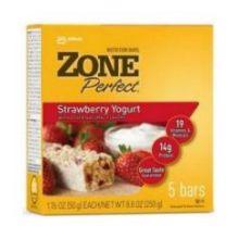 Classic Strawberry Yogurt Nutrition Bar 1.76 Ounce