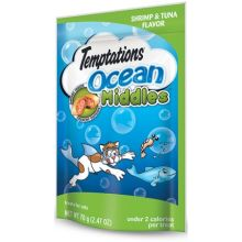 Ocean Middles Shrimp and Tuna Cat Treats