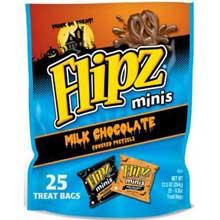 Halloween Milk Chocolate Pretzel
