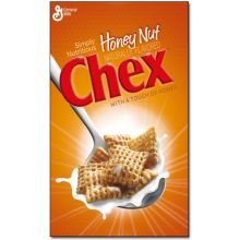 Gluten Free Honey Nut Chex Cereal