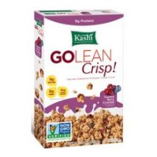 Golean Crisp Toasted Berry Crumble Cereal