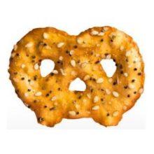 Everything Pretzel Crackers