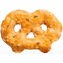 Garlic Parmesan Pretzel Crackers