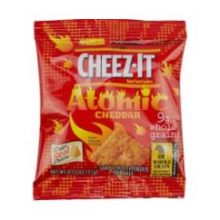 Cheez It Whole Grain Atomic Cheddar Crackers