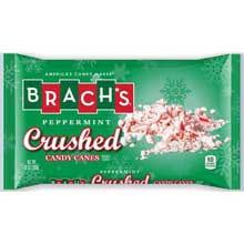 Peppermint Crushed Canes Candy