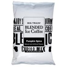 Pumpkin Spice Blended Iced Coffee Mix