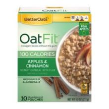 Oat Fit Apples and Cinnamon Hot Cereal