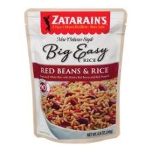 Red Beans and White Rice
