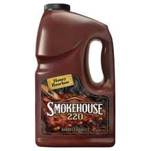 Honey Bourbon Barbecue Sauce