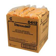 Medium Muty Orange Stretch N Dust Dust Cloth