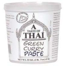 Green Curry Paste 35 Ounce