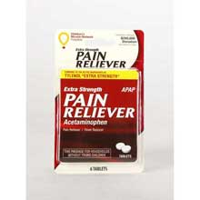 Extra Strength Pain Reliever Tablet