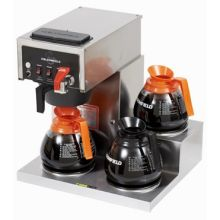 Automatic Three Burner Low Profile Brewer