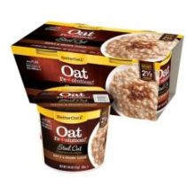 Maple Brown Sugar Steel Cut Instant Oatmeal with Flax