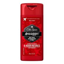 Red Zone Swagger Scent Mens Body Wash