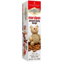Marzipan Almond Candy Dough